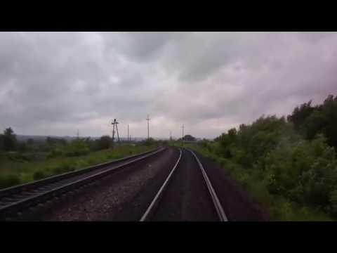 Белорусский поезд следует через Тулу по хордовой линии