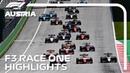Формула-3 * Гран-при Австрии * Лучшие моменты субботней гонки