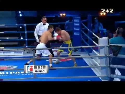 WSB. Раджаб Бутаев - Денис Беринчик 31-03-2014 (64 кг)