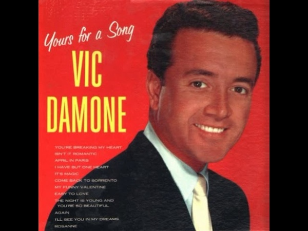 Vic Damone - I have but one heart