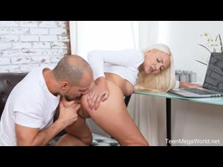 Helena moeller forget laptop, give me sperm porno, ass licking blonde blowjob doggystyle shaved small tits