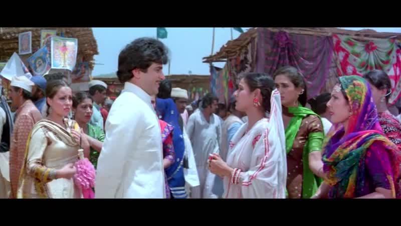 Встреча влюблённых (Deedar-E-Yaar) 1982