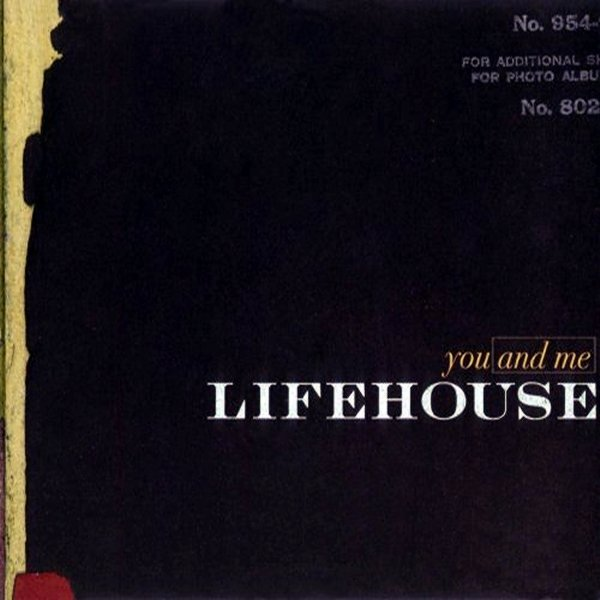 Lifehouse album You And Me