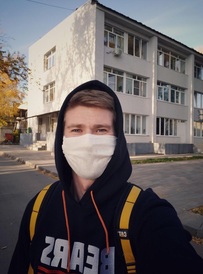 Спортсмен из Самары рассказал, как перенёс COVID-19