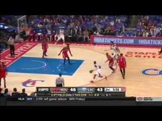 Chris Paul 2015 Playoffs RUN, best career series vs Spurs, choke's to Rockets, 2nd rd