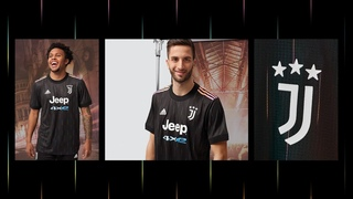 THE 2021/22 JUVENTUS AWAY JERSEY IS HERE!   Adidas