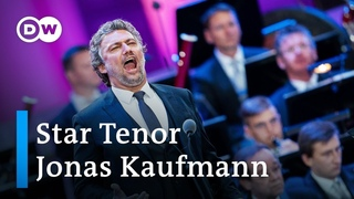 Jonas Kaufmann: confessions of a superstar and highlights from his most powerful arias