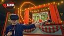 Американский цирк и его аттракционы NVIDIA VR Funhouse