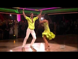 DWTS Cheryl Burke & William Levy- Salsa Finale Part 5