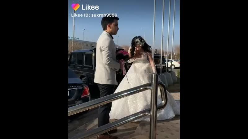 вот это невестка узбека
