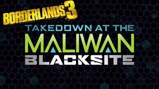 BORDERLANDS 3 (OST) Takedown at the Maliwan Blacksite - Full Official Soundtrack