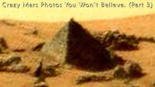 Crazy Mars Photos You Won't Believe. (Part 3)