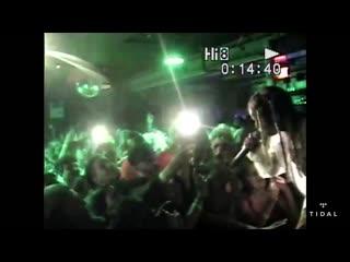 Tommy genesis - god is wild tour (documentary)
