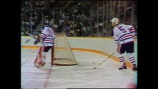 Steve Smith's horrible own goal from 1986 Smythe final