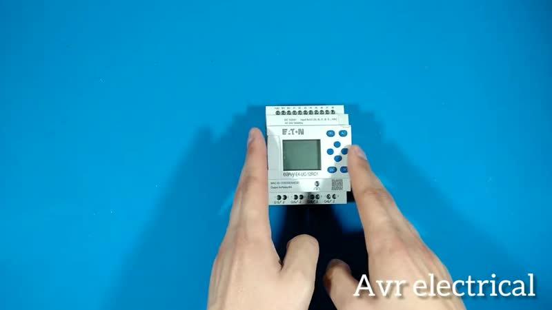 Автоматизация это легко ПЛК для обучения от Arduino и Промышленный ПЛК EasyE4 от корпорации Eaton