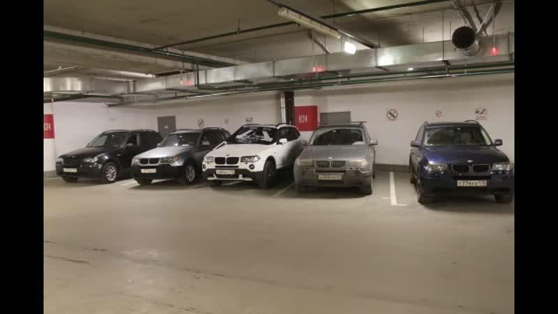Встреча BMW X3 e83