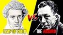 Kierkegaard Leap of Faith VS Camus The Absurd Philosophy Existentialism