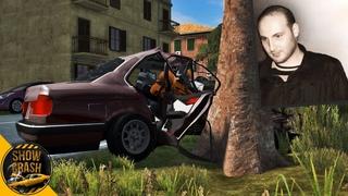 BeamNG Drive - Смертельная Авария Георгия Тевзадзе