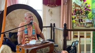 Бхакти Расаяна Сагар Свами | Воскресная лекция, Бхагавад Гита ,  Ессентуки