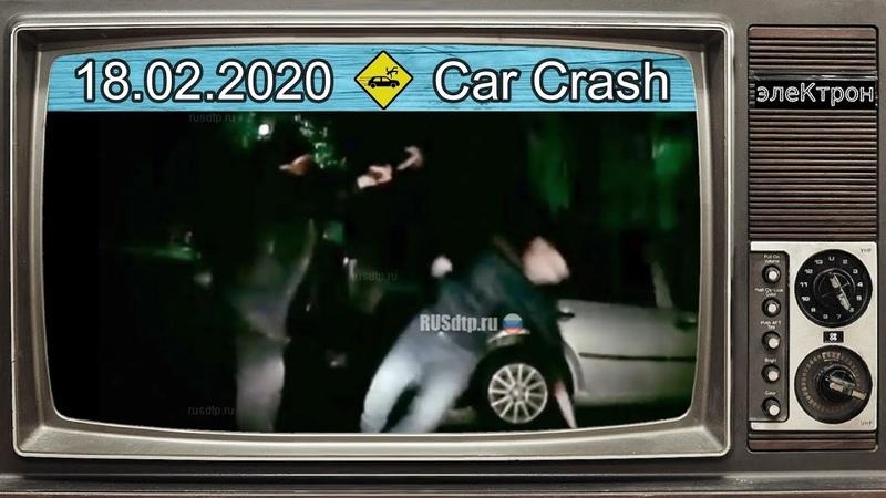Video World дтп Episode 18 02 2020 В Чебоксарах один водитель избил другого лопатой