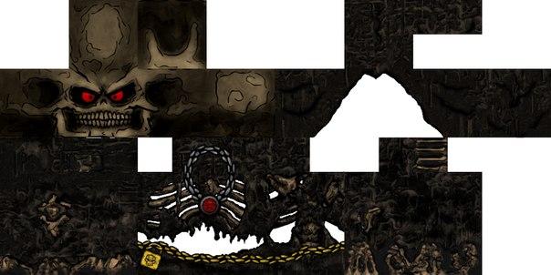 скины для майнкрафт 64x32 hd #3