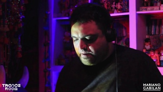 MARIANO GABILAN Live  Trance Room Live 24/10 - 10hs Non Stop - Exclusive Argentine artists