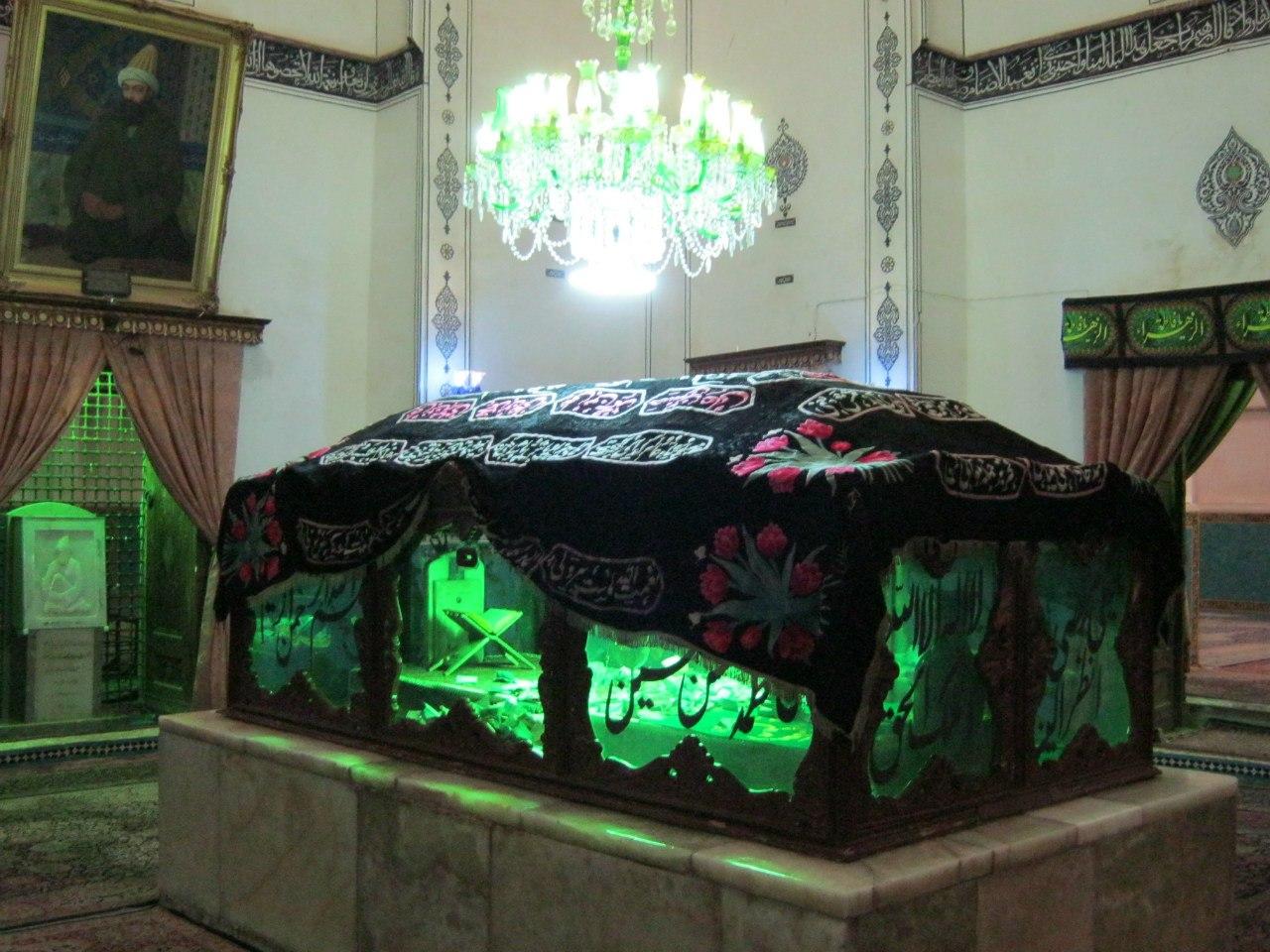 Гробница Шаха Нематулла Вали