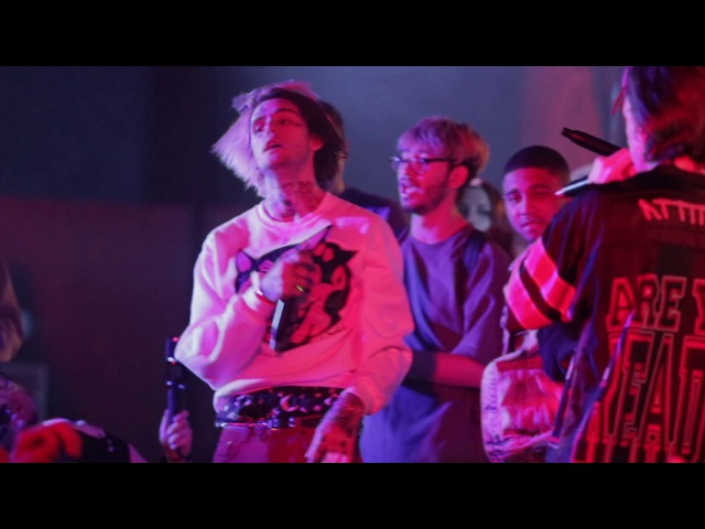 Lil Peep WICCA PHASE SPRINGS ETERNAL - Absolute In Doubt - Live At Nature World Night Out 2017