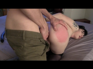 CharlotteSartre and Owen Gray - Fucking my Ass in Bondage