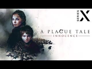 Сравнение A Plague Tale: Innocence на Xbox Series X и Xbox One X после апгрейда / патча - [4K/60]