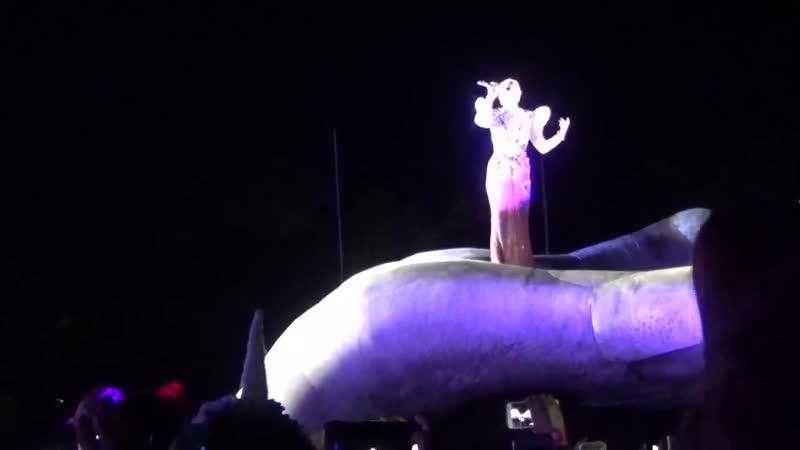 Katy Perry Firework Буэнос Айрес Аргентина 11 марта 2018