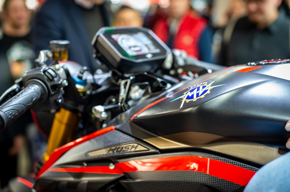 Фотографии MV Agusta Rush 1000 2020