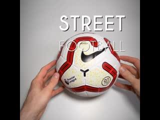 Обзор футбольного мяча Чемпионата Англии 19-20 от Street Football