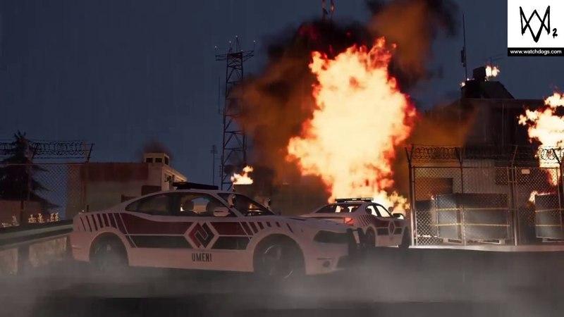 Прохождение Watch Dogs 2 Полная мощность Разнести все к чертям Финал 35