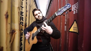 """""""The Prodigy"""" on an Acoustic Guitar - Luca Stricagnoli - Fingerstyle Guitar"""