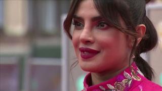 Priyanka Chopra, Tom Hiddleston, James McAvoy join stars on pared-back BAFTA red carpet