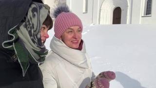 Вологда по-французски, часть 2: Кирилло-Белозерский монастырь