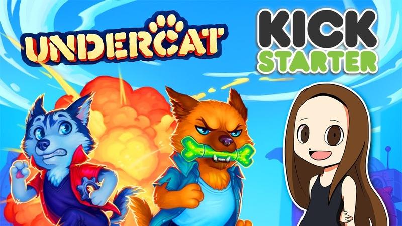 UNDERCAT - Kickstarter Echémosle un vistazo