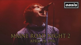 Oasis - Maine Road 1996 (2nd Night) [HD] (Full Concert w/SBD Audio)