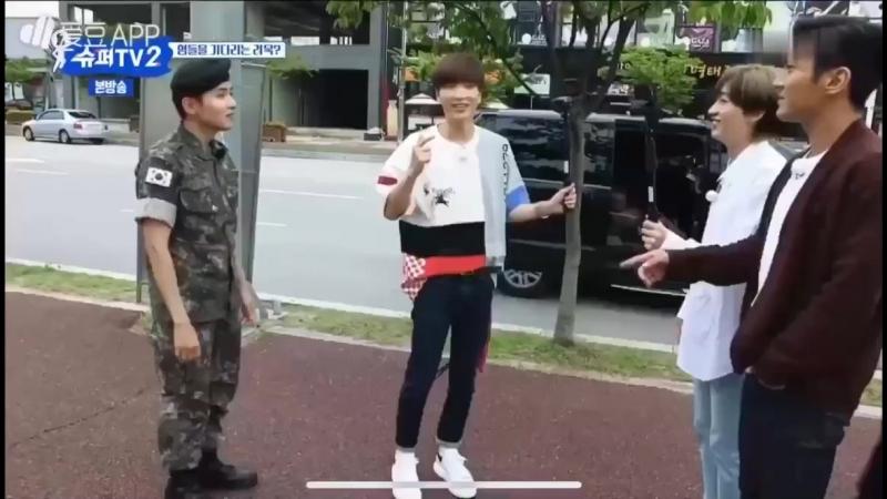 RWonly 4 Where is Yesungie hyung YeWook Yesung Ryewook