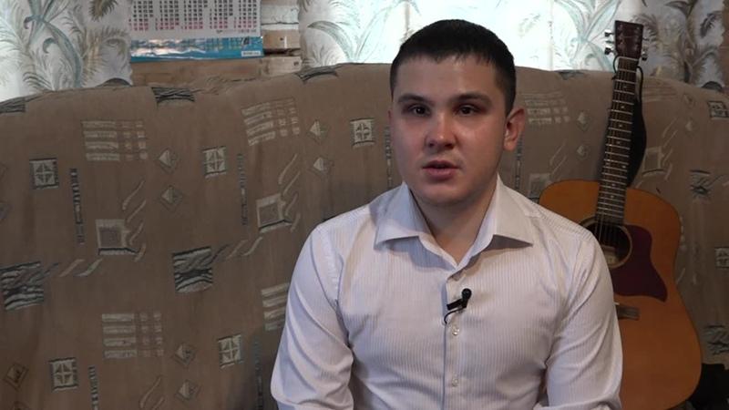 Наперекор судьбе Нет ничего невозможного Алмаз Турсунов