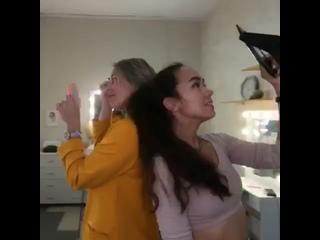 Видео от Виктории Долговой