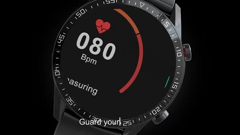 Смарт-часы с ЭКГ ППГ фитнес-часы спортивные Смарт-часы с