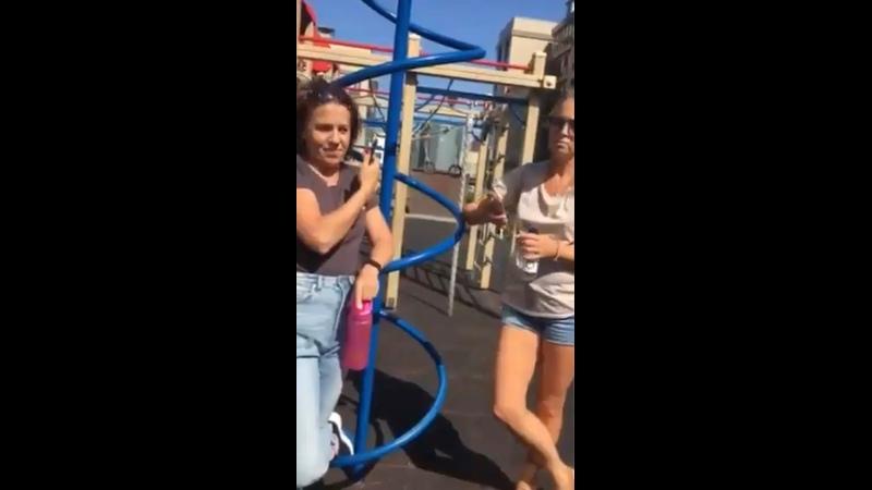 Видео от Ольги Шараповой