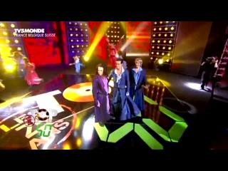 R&J. Les Rois Du Monde. TOP 50 (TV 5 Monde)