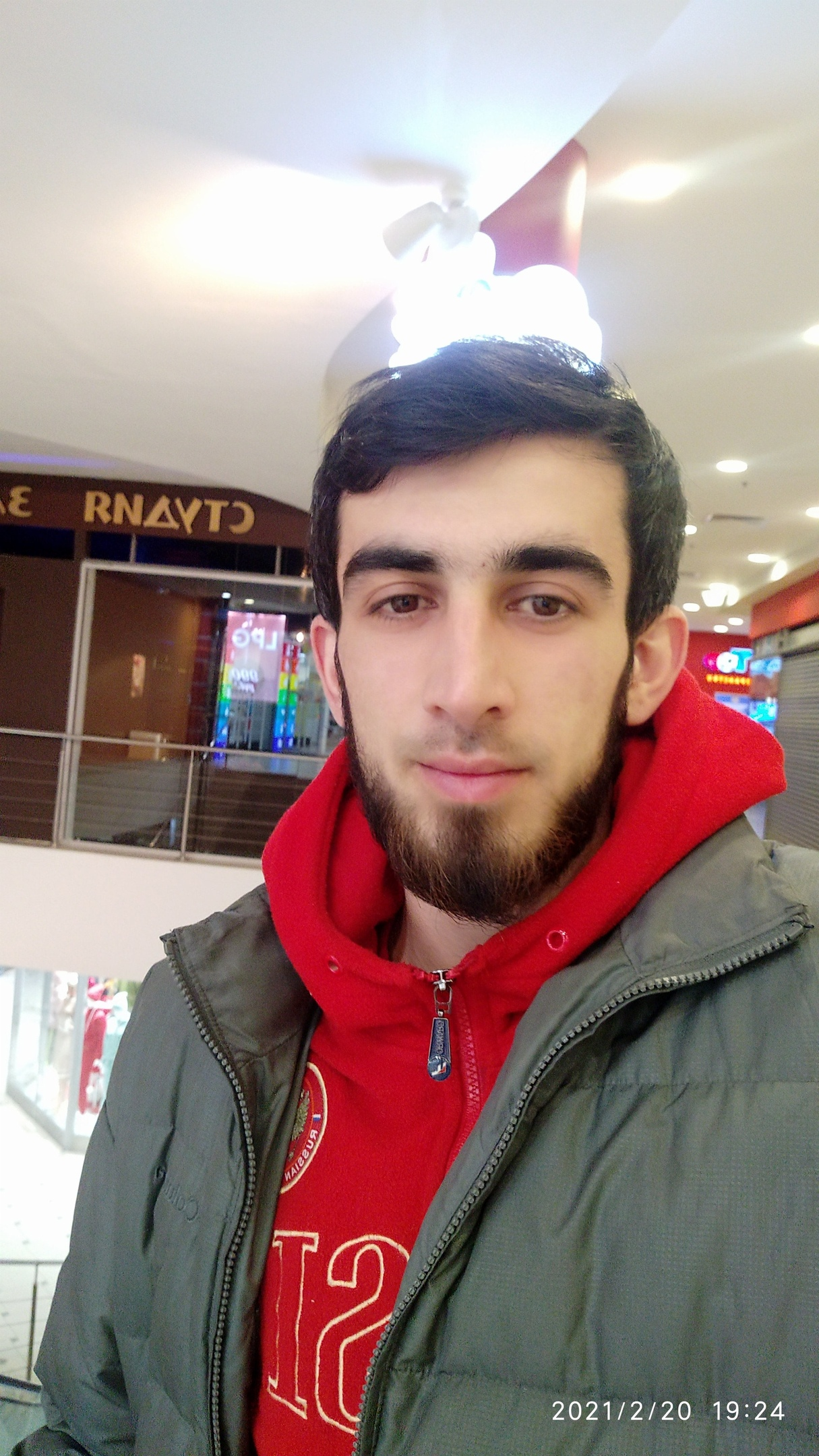 Башир, 23, Derbent