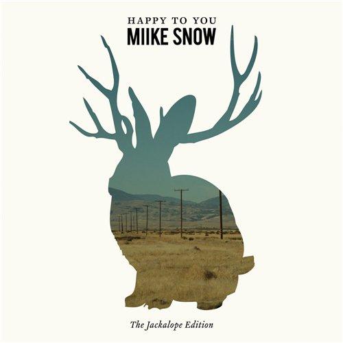 Miike Snow album Happy To You (Deluxe Version)