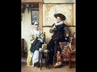Австрийский художник Eduard Charlemont (1848–1906)