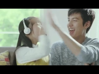 baby Ho that sweet girl were so adorable in that cf .mp4
