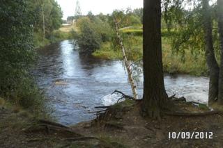 Река Коваш